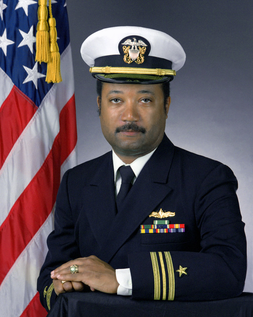 LT. CMDR. William R. Massie, USN (covered)