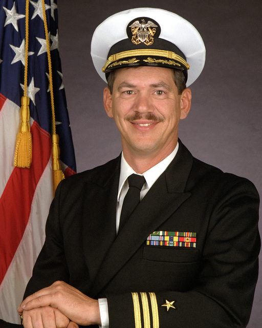 CDR Stanley E. Pyle, USN
