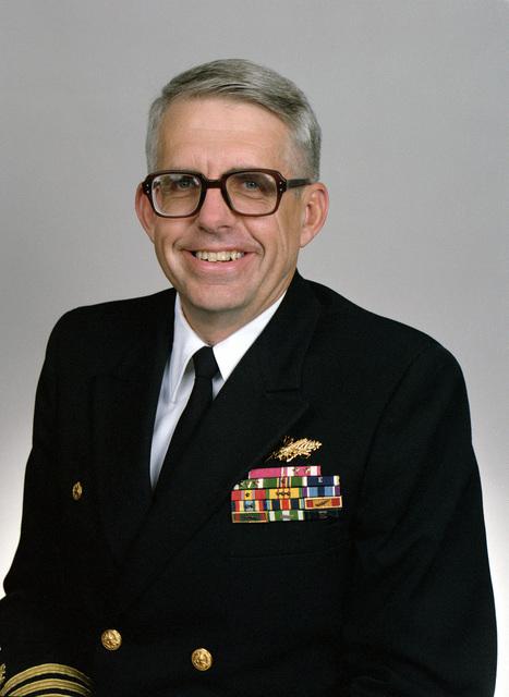 Rear Adm. (lower half) David J. Nash, USN selectee (uncovered)