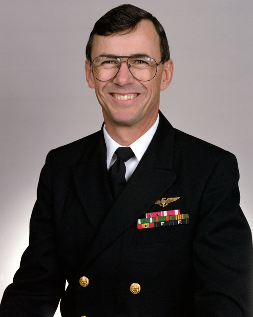 Rear Adm. (lower half) Harold E. Grant, USN selectee (uncovered)