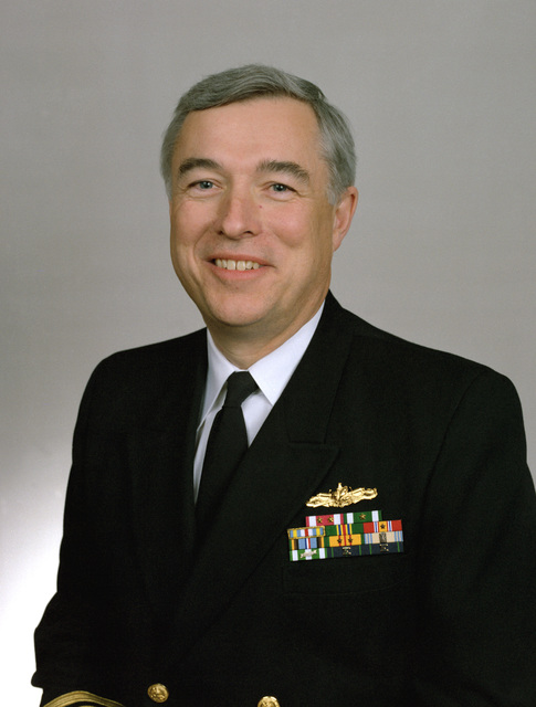 Rear Adm. (lower half) Harry T. Rittenour, USN selectee (uncovered)