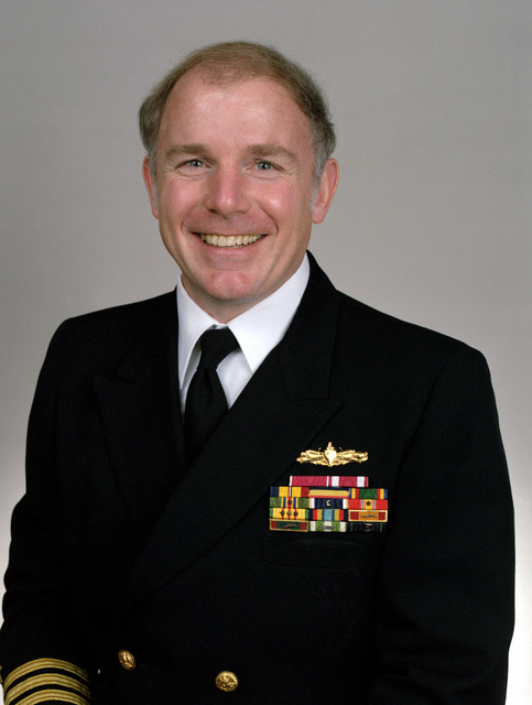 Rear Adm. (lower half) James L. Taylor, USN selectee (uncovered)