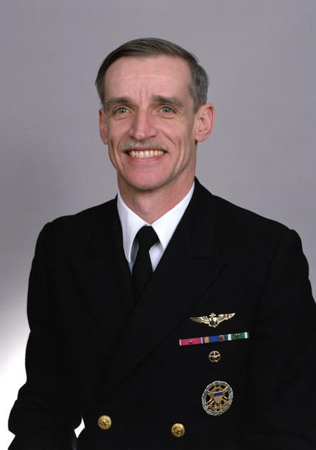 Rear Adm. (lower half) James O. Ellis Jr., USN selectee (uncovered)