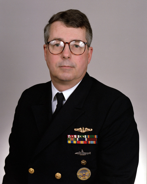 Rear Adm. (lower half) Robert E. Frick, USN selectee (uncovered)
