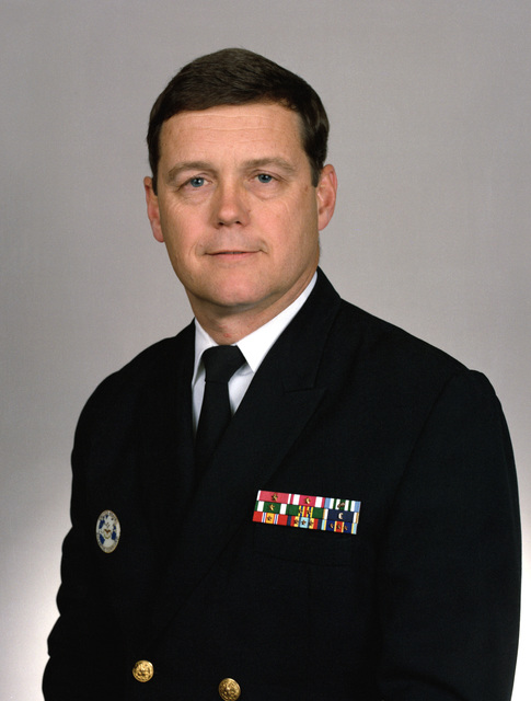 Rear Adm. (lower half) Thomas E. Wilson, USN selectee (uncovered)
