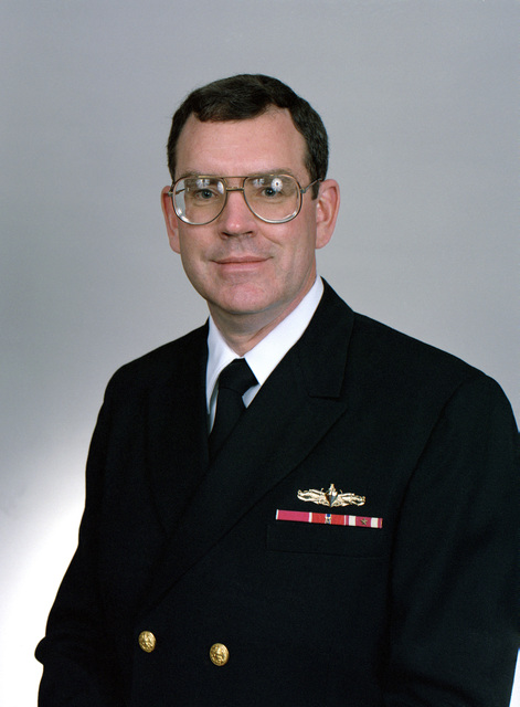 Rear Adm. (lower half) William D. Center, USN selectee (uncovered)
