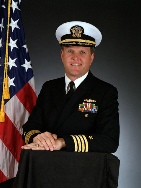CAPT. William G. Wheeler, USN (covered)