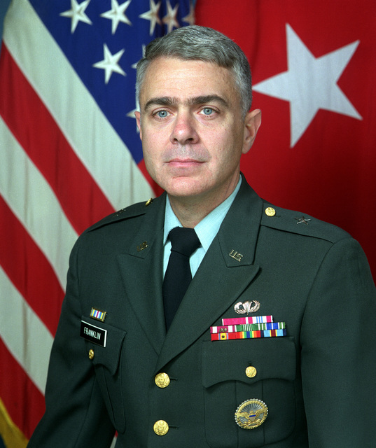 Brig. GEN. Peter C. Franklin
