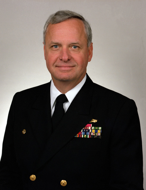 Gordon S. Holder, USN (1994 Rear Admiral Selectee)
