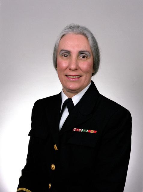 Joan M. Engel, USN (1994 Rear Admiral Selectee)