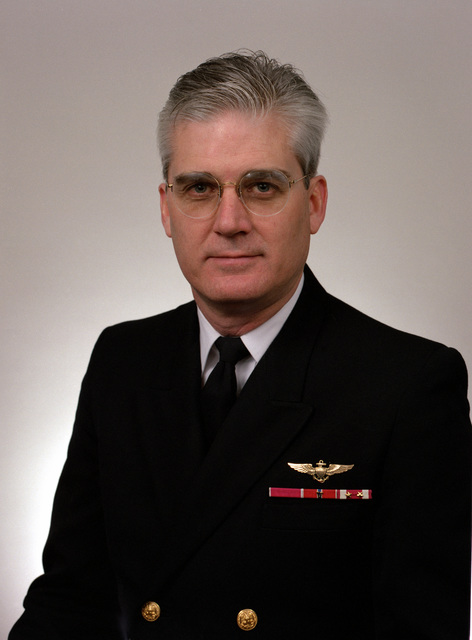 John B. Nathman, USN (1994 Rear Admiral Selectee)