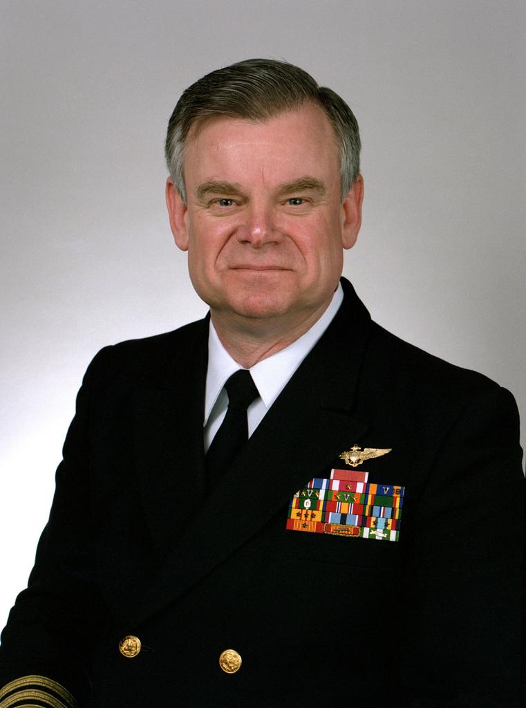 Robert S. Cole, USN (1994 Rear Admiral Selectee)