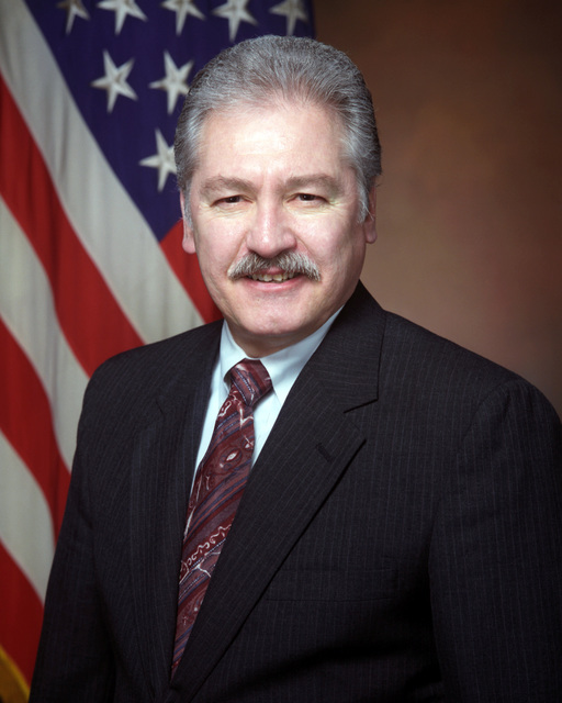 Portrait of DoD Mr. Albert V. Conte, Principal Deputy Under Secretary of Defense for Personnel and Readiness, (U.S Army photo by Mr. Scott Davis) (Released) (PC-192242)