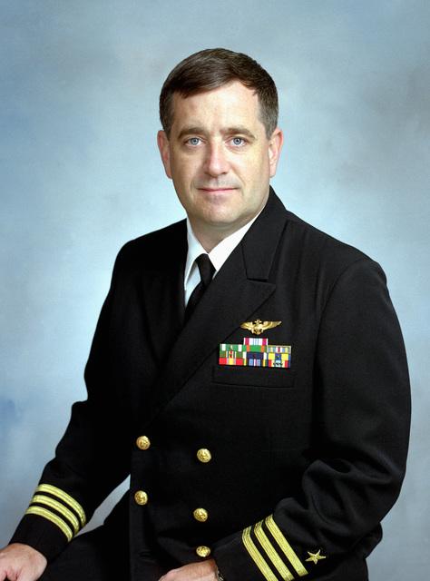 Commander Daryl Johnson, USN