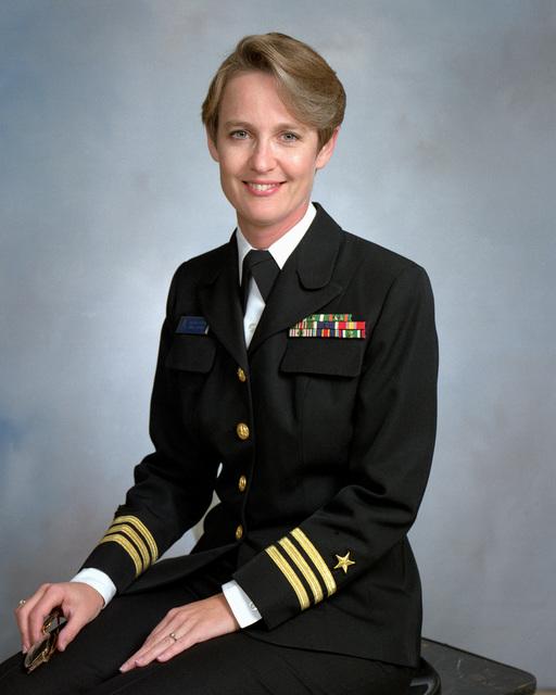 Commander Deborah Effemey, USN