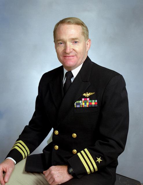 Commander Robert Schniedwind, USN