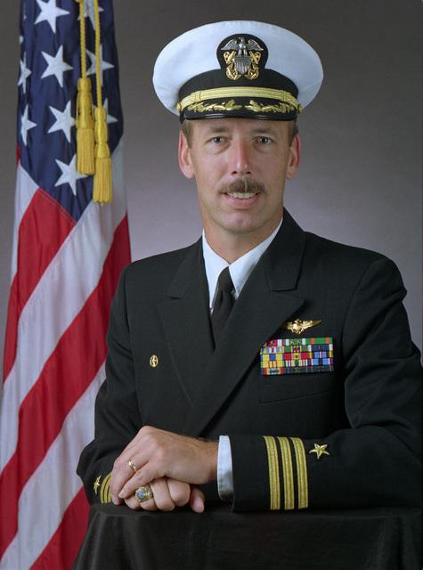 Commander Joseph J. Paulis, USN