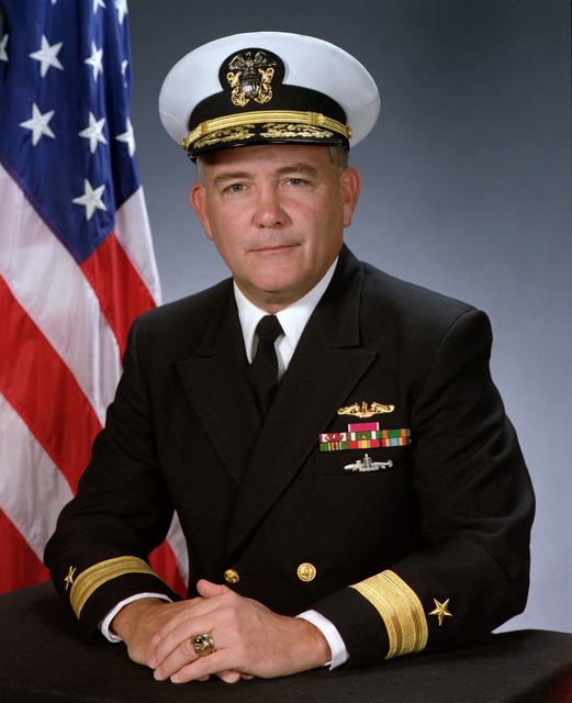 Rear Admiral (lower grade) Thomas Porter, USN