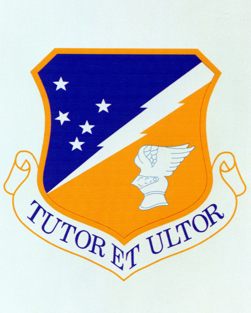 Patch designed and shot at MAXWELL AIR FORCE BASE, ALABAMA, USA - AIR FORCE ORGANIZATIONAL EMBLEMS - 1995...49th Fighter Wing - Exact date shot unknown. Air Force Historical Research Agency, 95-221