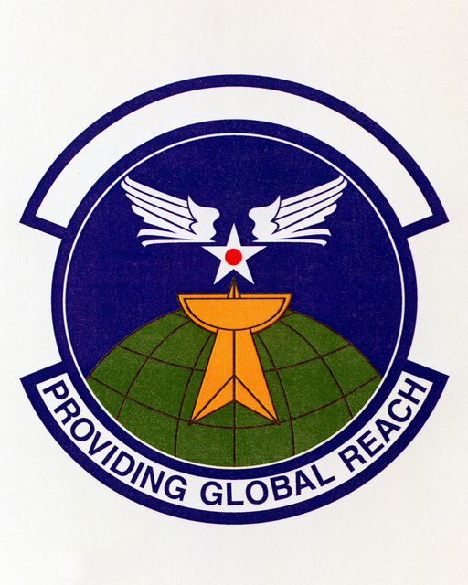 Patch designed and shot at MAXWELL AIR FORCE BASE, ALABAMA, USA - AIR FORCE ORGANIZATIONAL EMBLEMS - 1995...50th Maintenance Squadron - Exact date shot unknown. Air Force Historical Research Agency, 95-253
