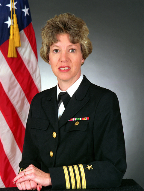 Captain Judy H. Gaze, USN