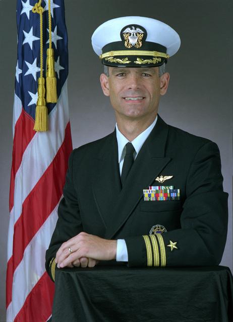 Commander Henry T. Stanley, USN