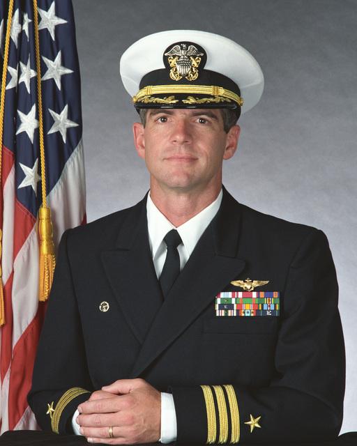 CMDR. Lawrence S. Rice, USN