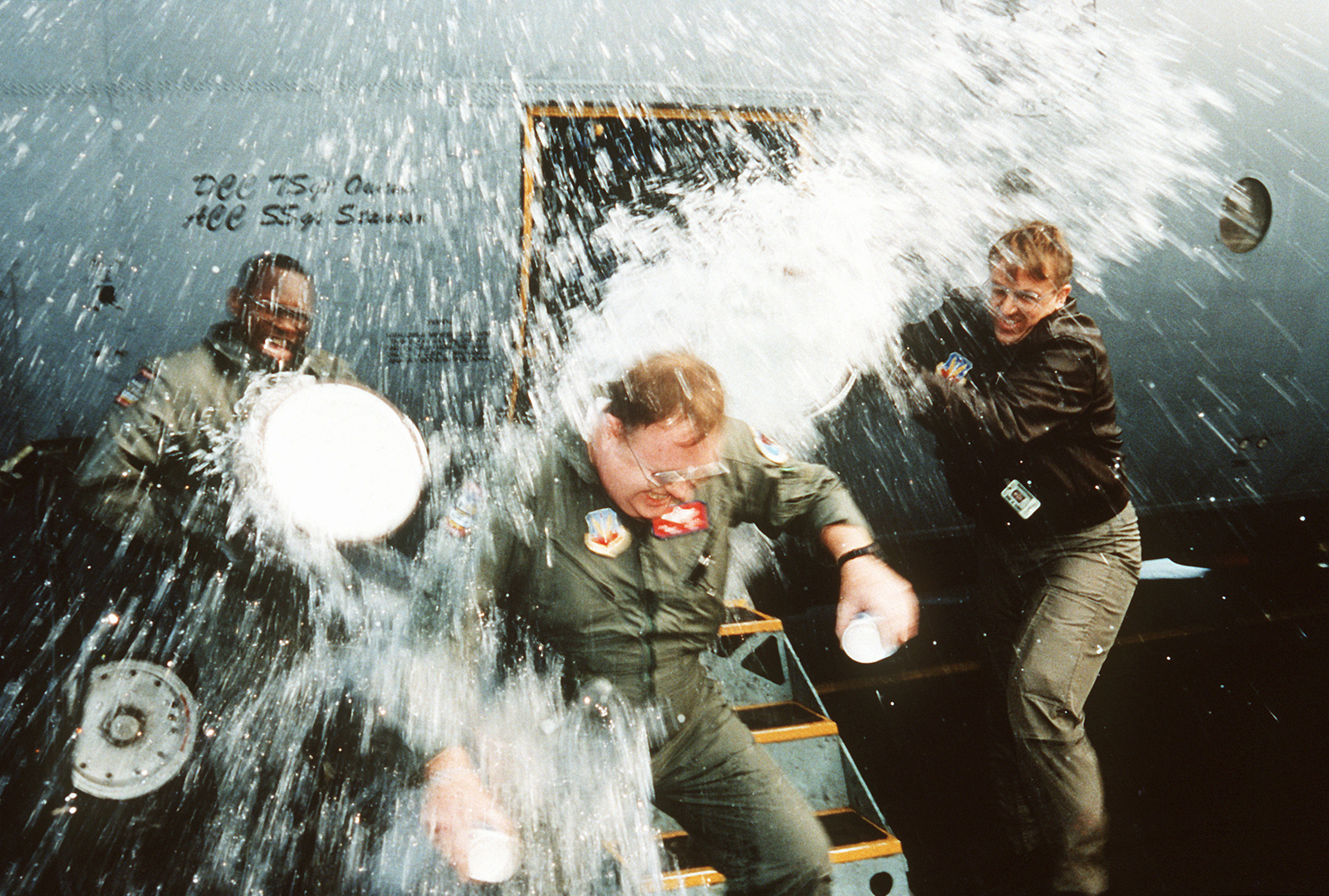 Military Photographer of the Year Winner 1996 Title: Last