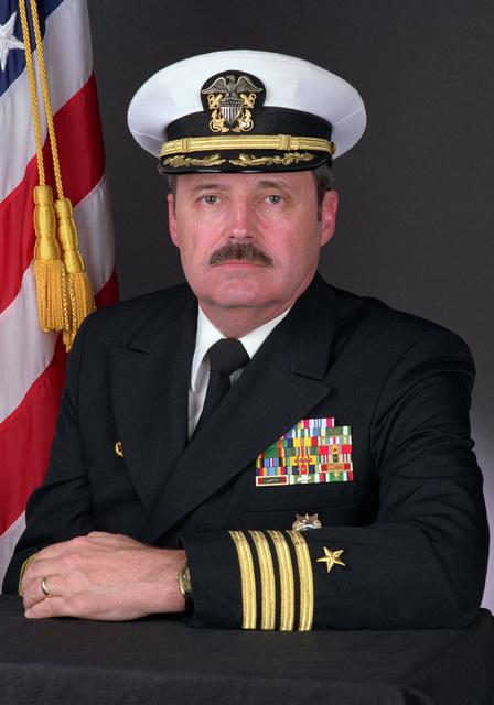 CAPT Robert N. Duncan, USN