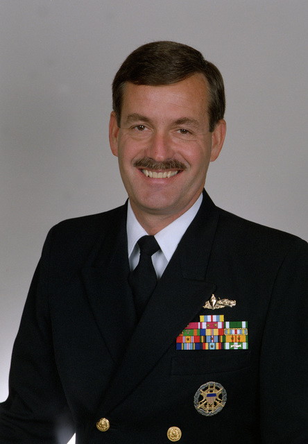 CAPT. Albert T. Church, III, USN(Rear Admiral Selectee)