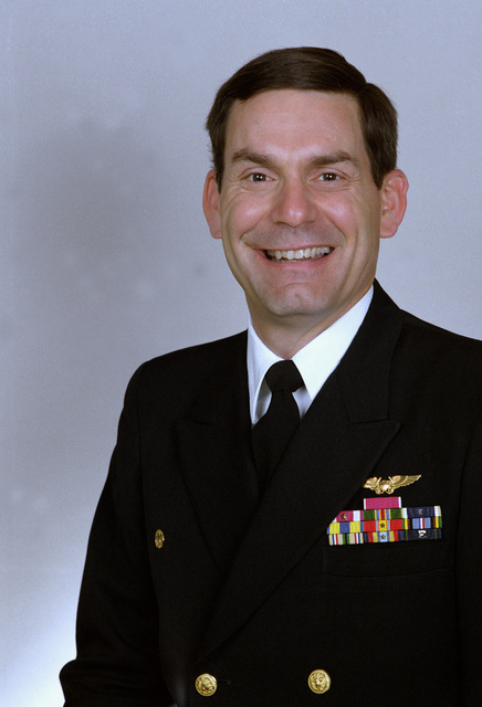 CAPT. Alfred G. Harms, Jr., USN(Rear Admiral Selectee)