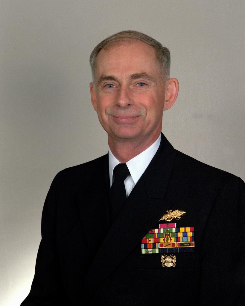 CAPT. Peter W. Marshall, USN(Rear Admiral Selectee)