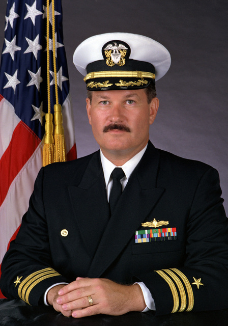 CDR Greg Dillon, USNR
