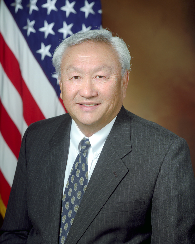 Portrait of DoD Mr. Vernon M. H. Chang, Associate Director, Management Services for Department of Defense Education Activity, (U.S. Army photo by Mr. Scott Davis) (Released) (PC-192824)