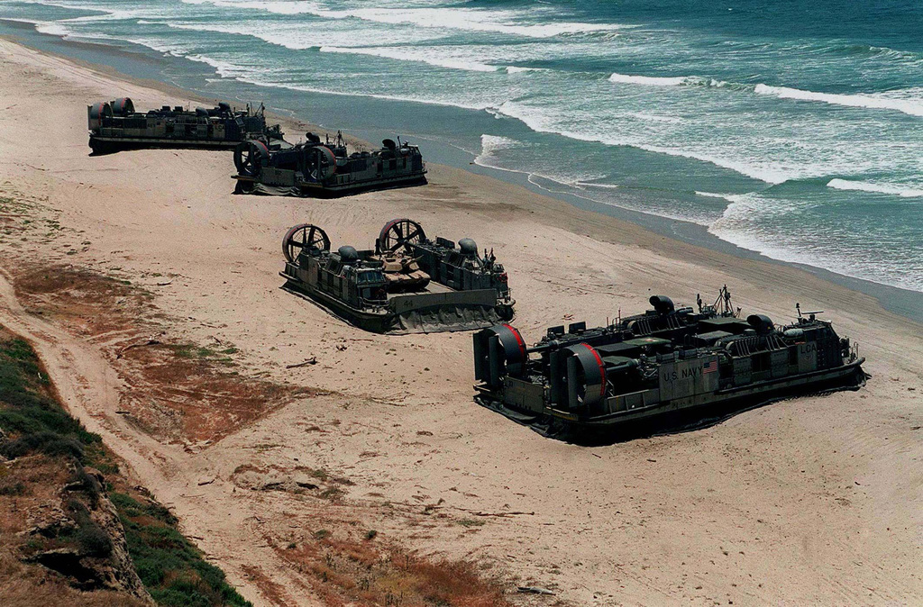 Coastal riverine squadron 8