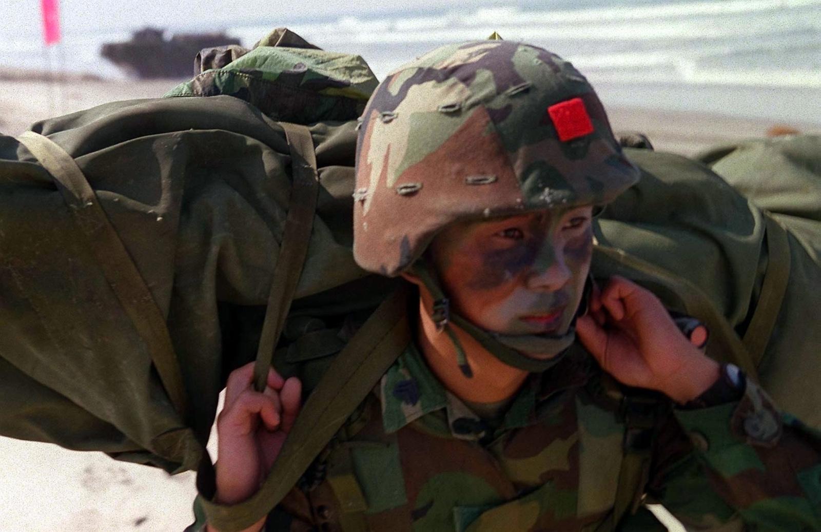 1st Landing Support Battalion