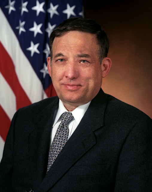 Portrait of DoD Mr. David R. Oliver, Principal Deputy Under Secretary of Defense for Acquisition and Technology. (U.S. Army photo by Mr. Scott Davis) (Released) (PC-193019)