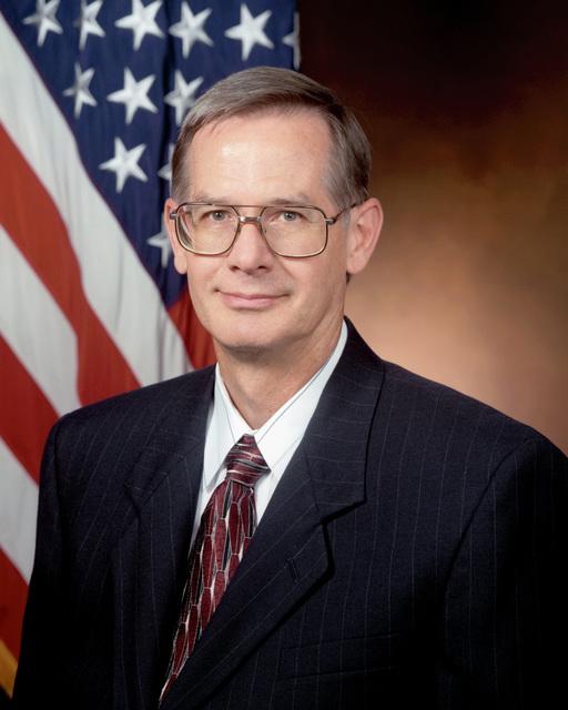 Portrait of DoD Mr. Darrell W. Collier, CHIEF Scientist, U.S. ArmySpace and Missile Defense Command. (U.S Army photo by Mr. Scott Davis) (Released) (PC-193021)