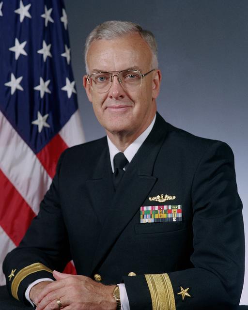 United States Navy Official photo of RDML (Lower Half, Line) G. Judson Scott Jr., Deputy Commander, Submarine Force, U.S. Atlantic Fleet. (Reserve)