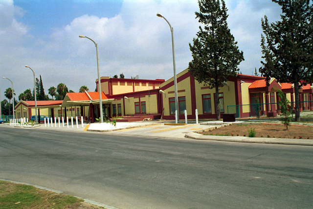 The Child Development Center, a 1.5 million dollar construction project at Incirlik AB Turkey was completed on 24 Jul 1999, 3 months ahead of schedule