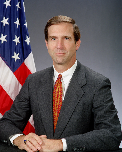 Mr. W. Randolph Boyd, SES-4, Naval Sea System Command (NAVSEA) (uncovered)