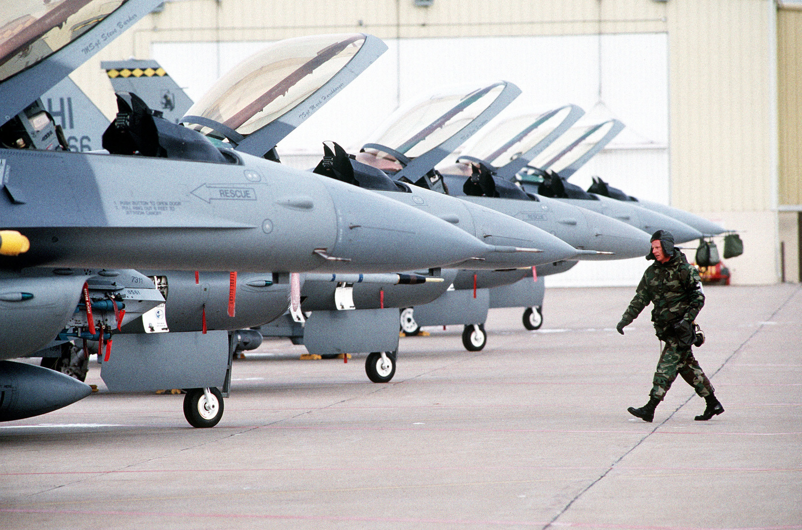 Smarter scheduling gave reserve airmen at Hill Air Force Base, Utah, the winter to upgrade targetting