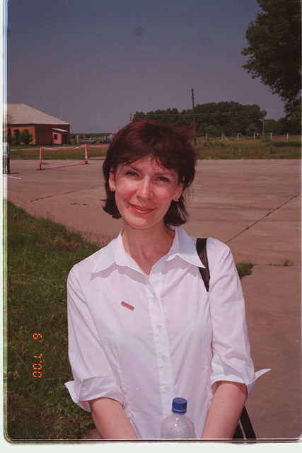 Ukraine - WMD - Dismantlement Project, June 2000 - Inspection team visit to various former Soviet Union (FSU) Weapons of Mass Destruction (WMD) production facilities, Sofiyivka Park, Uman, Ukraine. Photos include dismantled ICBMs and bomber aircraft, unidentified staff photos, multiple photos of Sofiyivka Park grounds and statues