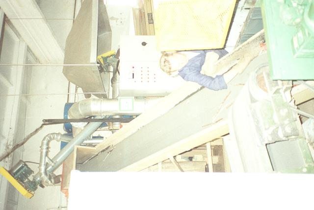 Ukraine - ICBM -SILO Dismantlement Project, July 2000 - Inspection team visit to unidentified former Soviet Union (FSU) Weapons of Mass Destruction (WMD) site, Internal/external views of factory, ICBM components, various construction vehicles