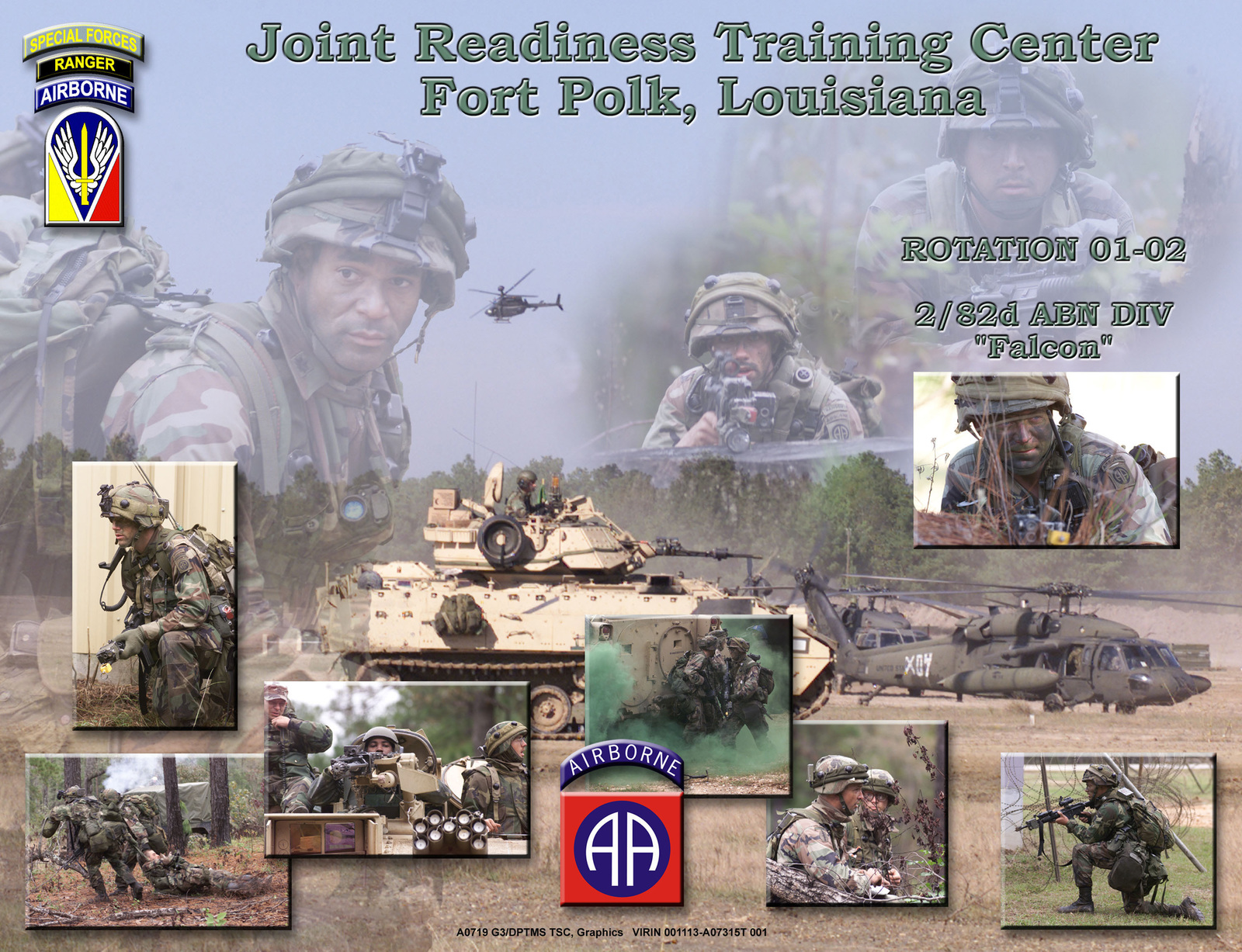 US Army 7th Cavalry Regiment 2015 Poster