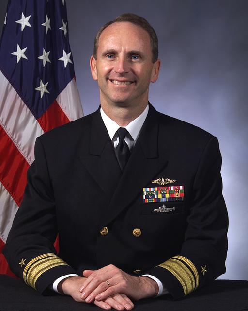 Rear Admiral (upper half) Jonathan W. Greenert(Uncovered)