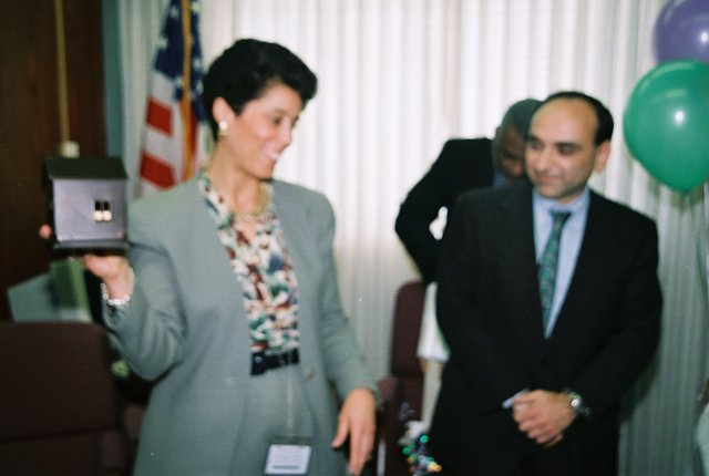 Amy Wilkinson, Honorary Event - Event honoring the outgoing General Deputy Assistant Secretary for Fair Housing and Equal Opportunity, Amy Wilkinson, at HUD Headquarters