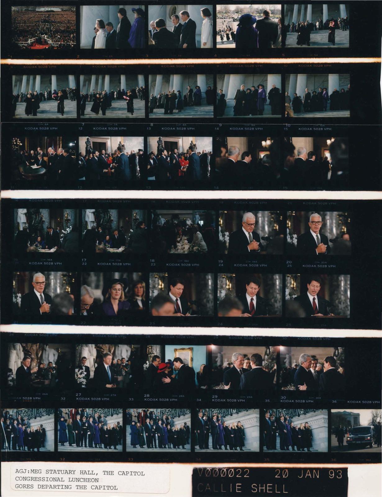 V000022, January 20, 1993