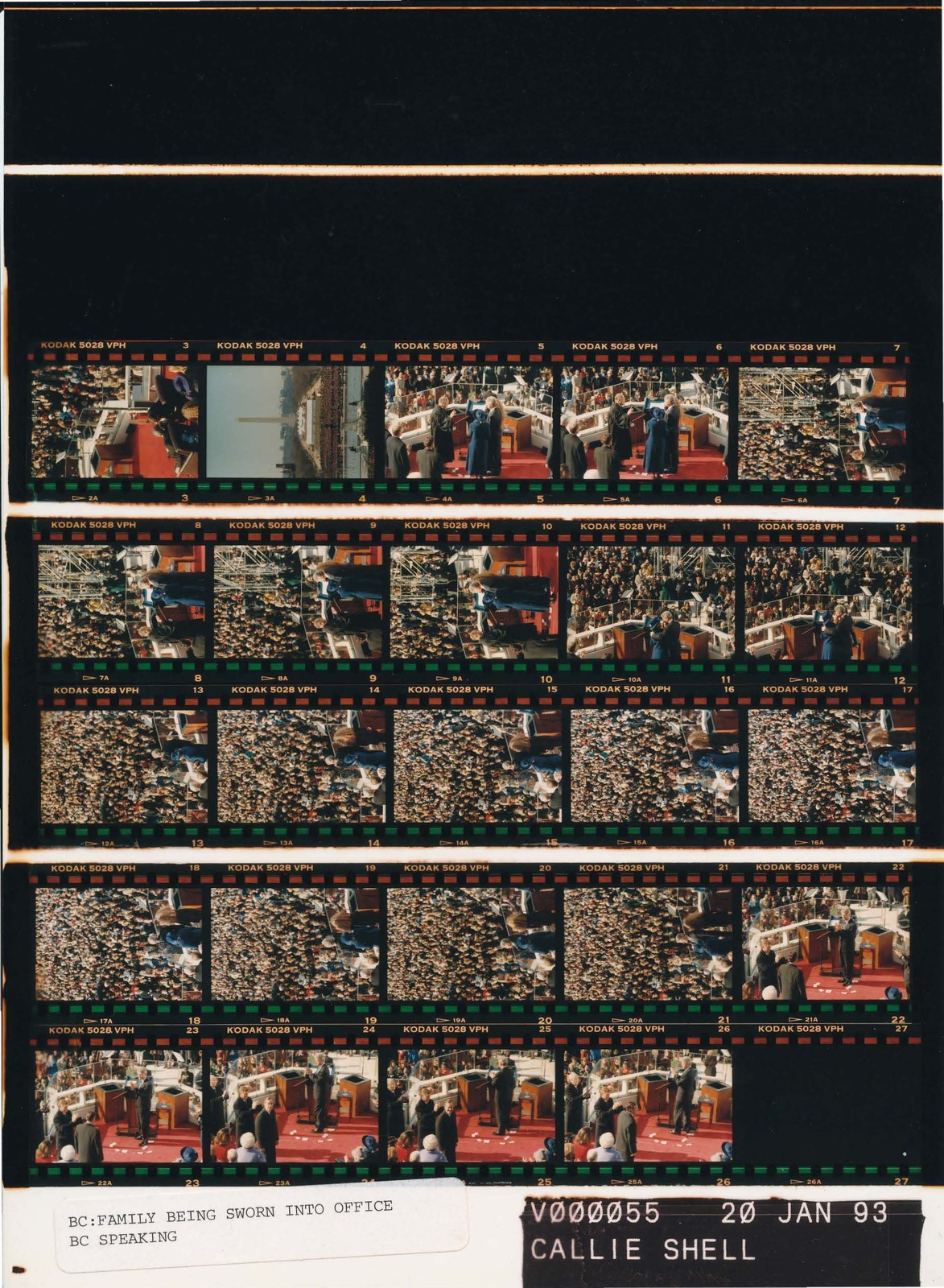 V000055, January 20, 1993