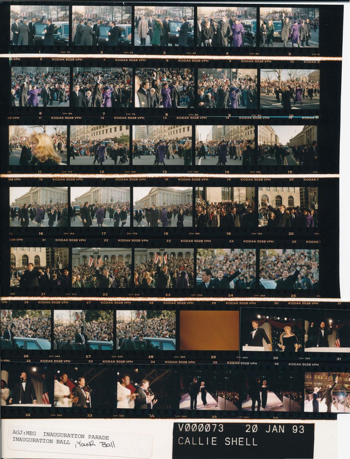 V000073, January 20, 1993